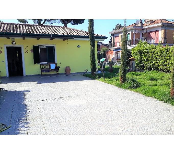Villino con Giardino (RIO CLARO 1-Lato Mare)