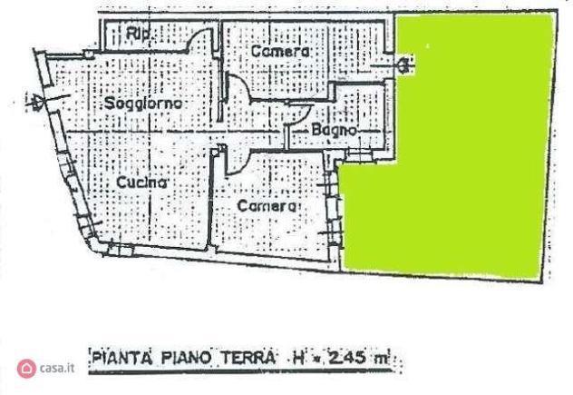Appartamento di 70mq a mareno di piave