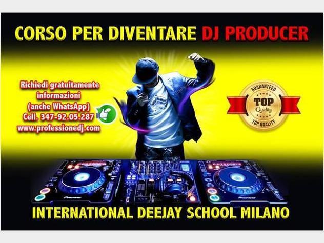 Corso per DJ Milano