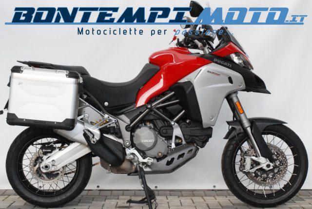 Ducati Multistrada 1200 ENDURO - 2016 + VALIGIE