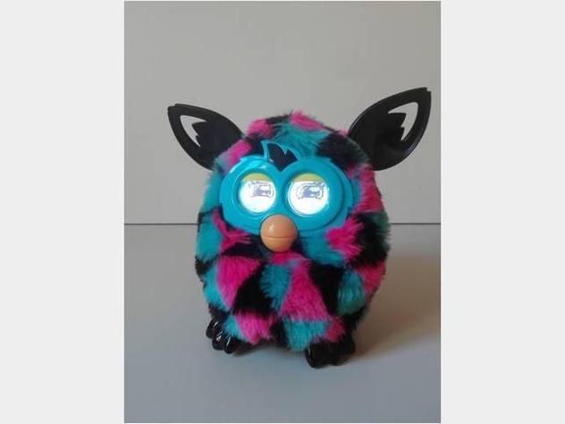 Furby boom interattivo pet elettronico giocattolo gioco per