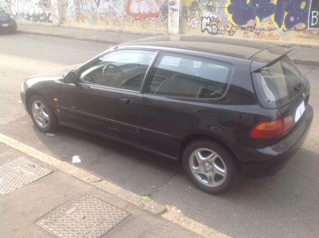 Honda civic ex cat 1300 sohc 75 cv per neopatentati