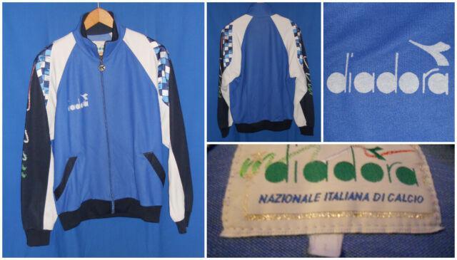 Italia 90 felpa tuta nazionale italiana diadora
