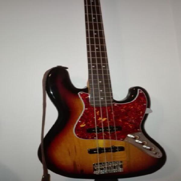 Jazz bass esquire fender con custodia