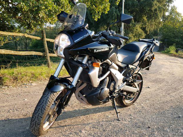 Kawasaki versys 650 perfetto stato sempre garage