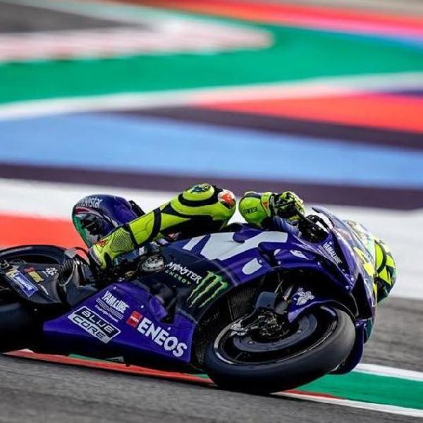 MotoGP - Misano 2020 - il 13 settembre 2020 - partenza da