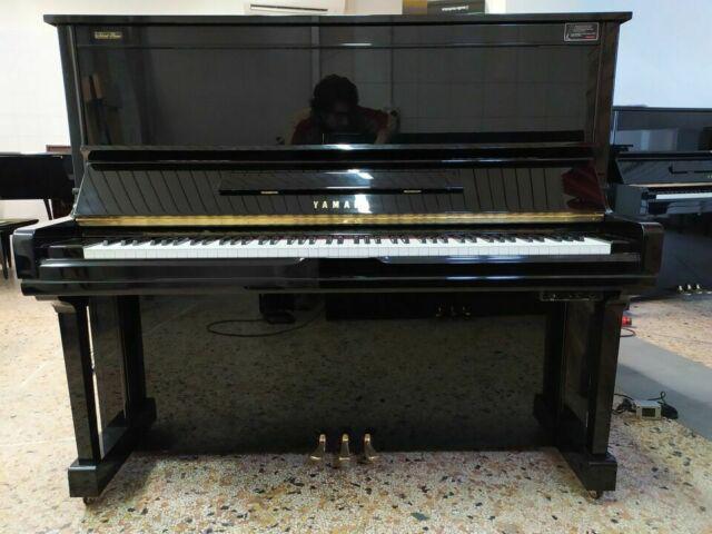 Pianoforte yamaha u3 silent originale con