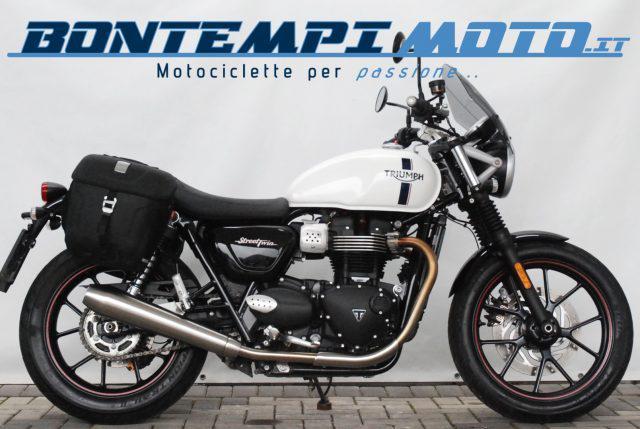 Triumph 2018 - KM 10000 - VALIGIE