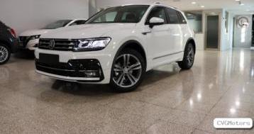 Volkswagen tiguan r-line…