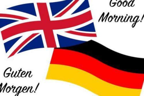 Lezioni inglese tedesco