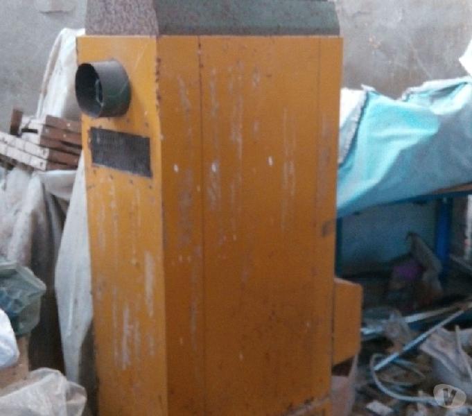 Caldaia generatore aria calda per magazzino