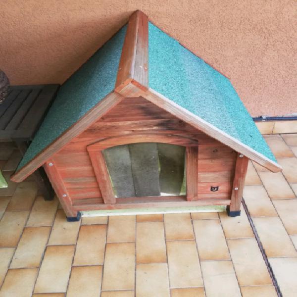 Casetta in legno per cane o gatto