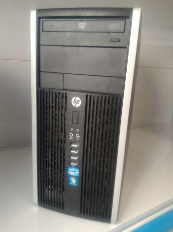 Computer hp compaq pro