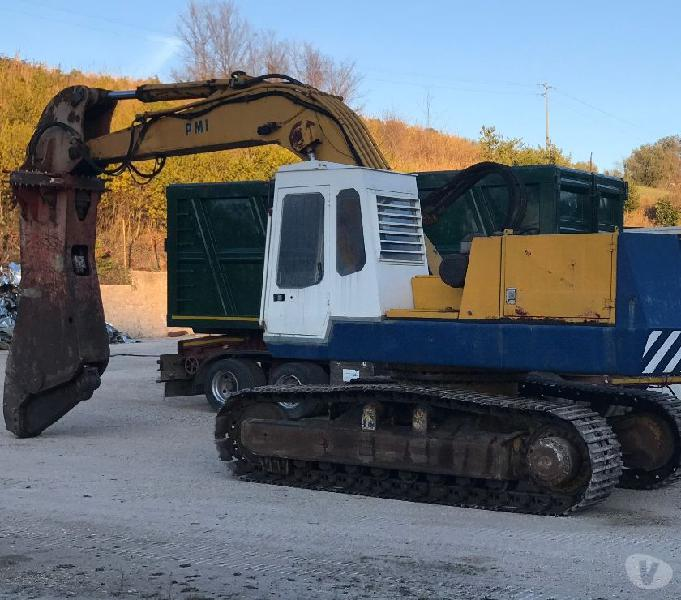 Escavatore pmi 825 serie d