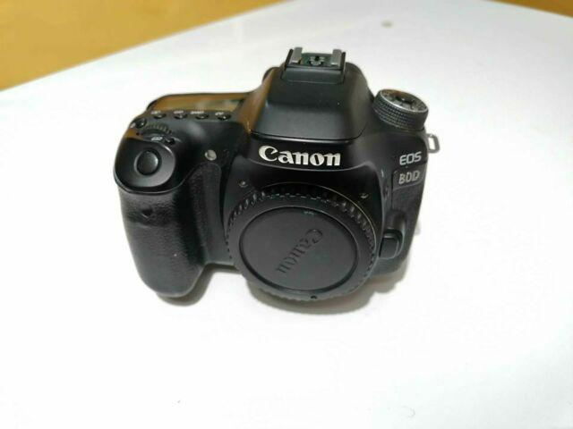 Fotocamera reflex canon eos 80d