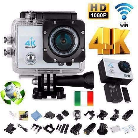 Go pro cam 4k sport wifi action camera ultra hd