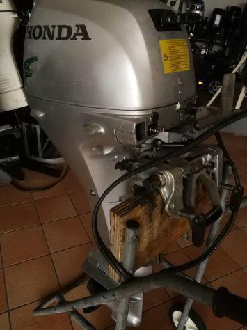 Motore honda 20 cv 4t gambo lungo avv. el.