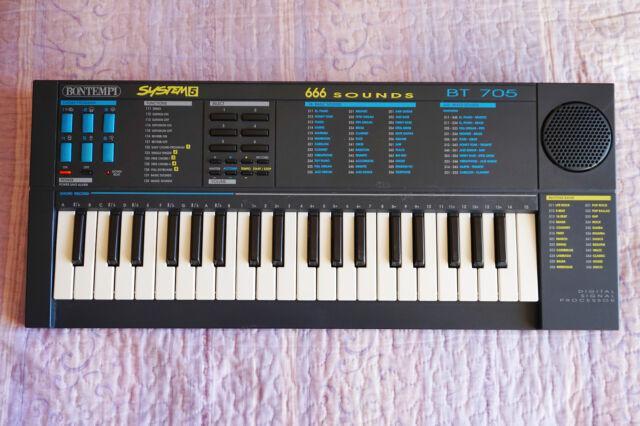 Tastiera elettronica bontempi in ottimo stato