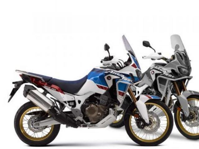 Honda africa twin adventure sports dct 2020