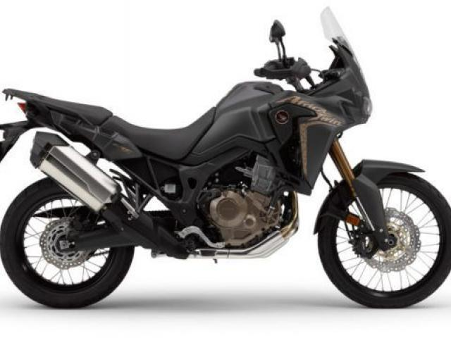 Honda crf 1000l africa twin dct 2020