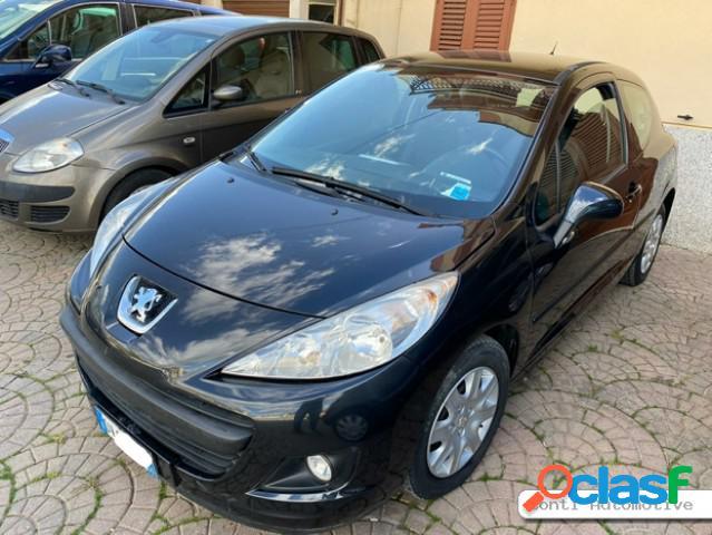 Peugeot 207 in vendita a villafrati (palermo)