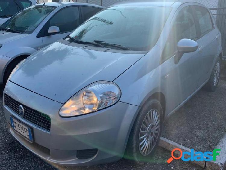 Fiat grande punto diesel in vendita a thiene (vicenza)