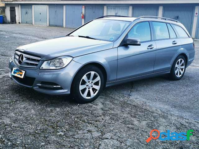 Mercedes classe c diesel in vendita a melegnano (milano)