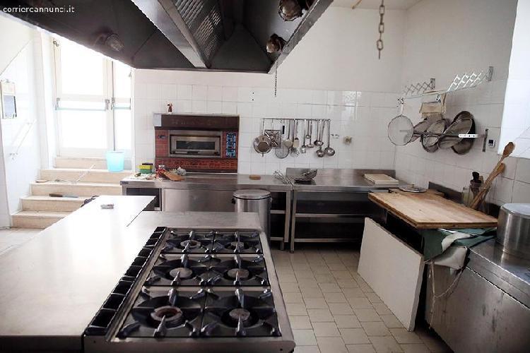 Arredamento professionale da cucina