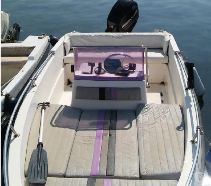 Barca rainieri (tullio abate) 5mt