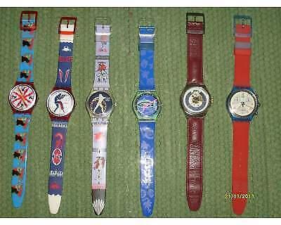 Collezione orologi swatch ultimi pezzi