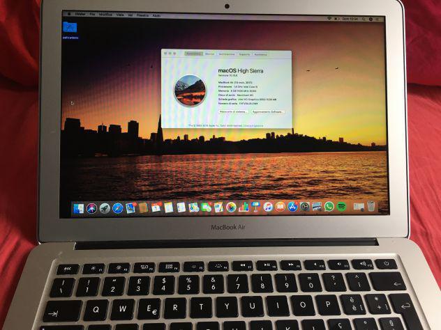 Mac book air 13 2017