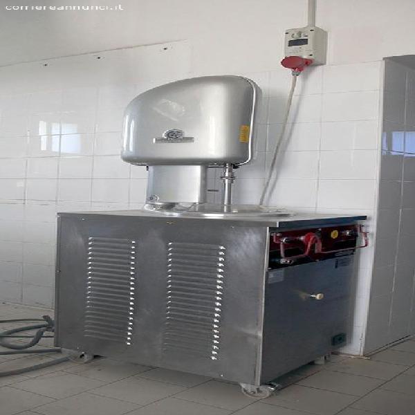 Mantecatore professionale per gelato cattabriga effe 4