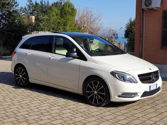 Mercedes classe b 200 cdi automatica tetto full premium
