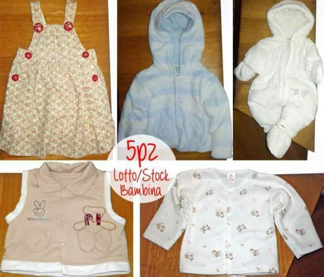 Giacca tuta abito maglie bambina baby prénatal,original