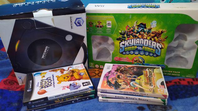 Giochi e console gamecube & wii