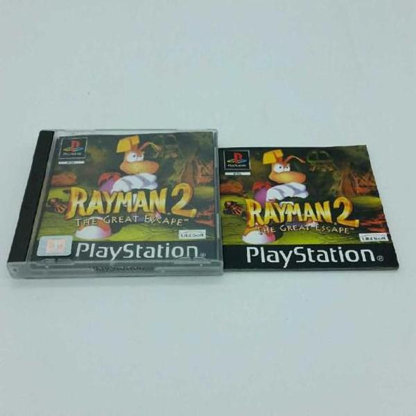 Gioco playstation 1 rayman 2