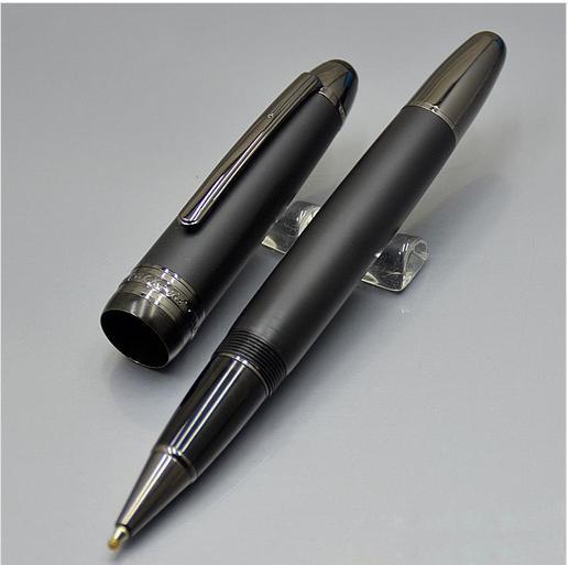 Montblanc penna a sfera meisterstück ultra black classique