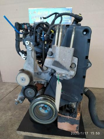 Motore fiat punto 3 1242cc 8v del 2006