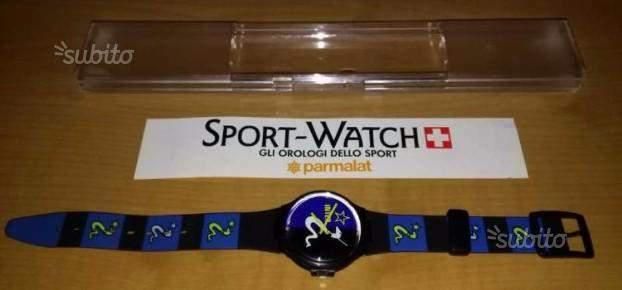 Orologio sportivo watch-inter