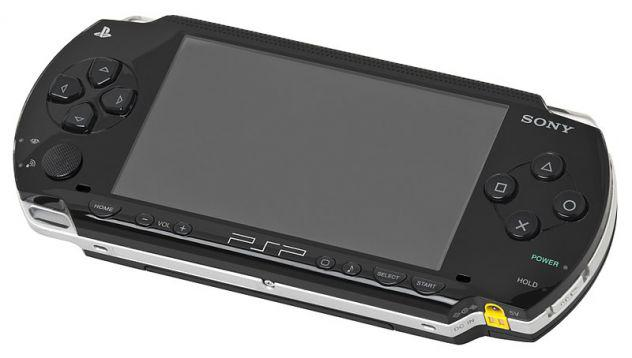 Playstation portable psp nera con giochi e film |black psp