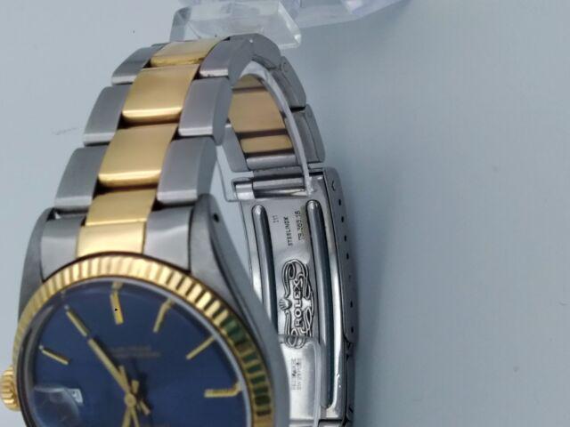 Rolex date just ref 16013 originale