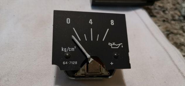 Strumento indicatore pressione olio fiat alfa lanciaveglia