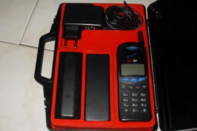 Telefono cellulare sip 1° generazione anni 90