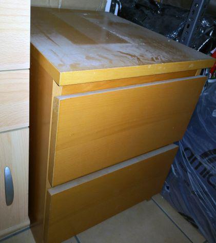 Malm Cassettiera 2 Cassetti.Ikea Malm Cassettiera Offertes Maggio Clasf