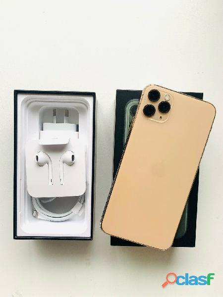 Iphone 11 pro max 256 gb d'oro