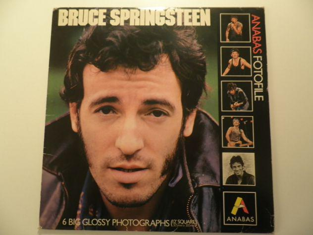 Bruce springsteen – anabas fotofile