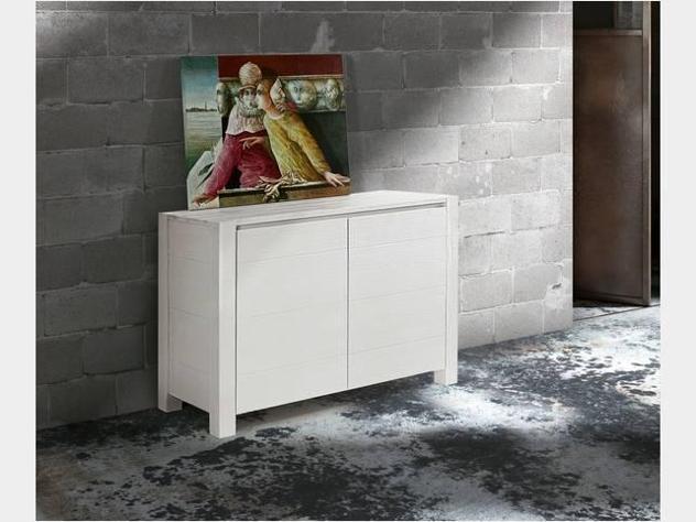 Credenza moderna in legno massello nuova art.650
