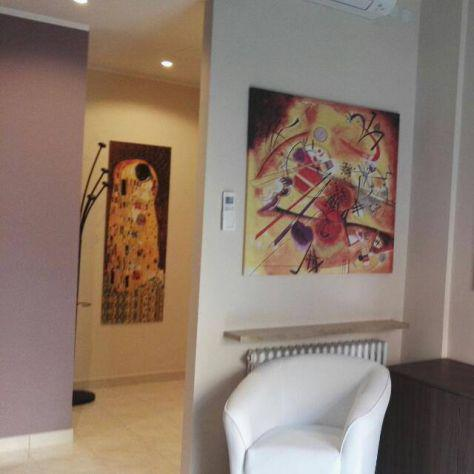 Camera doppia in appartamento di mt 150