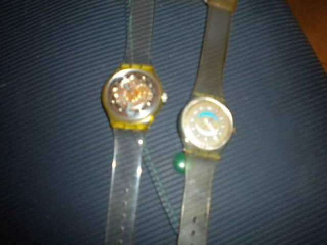 Orologi swatch da collezione anni 90