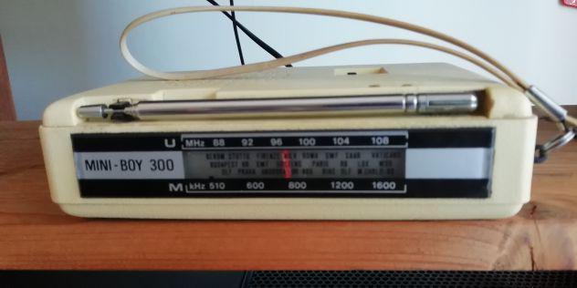 Radio grundig mini boy 300